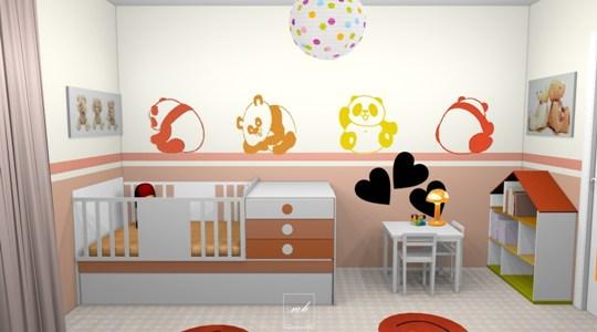 Comment décorer une chambre d\'enfant – apprendrealairlibre